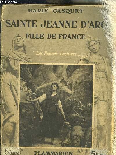 SAINTE JEANNE D ARC FILLE DE FRANCE- LES BONNES LECTURES