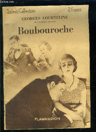 BOUBOUROCHE- SELECT COLLECTION N°14