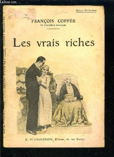 LES VRAIS RICHES- SELECT COLLECTION N°206