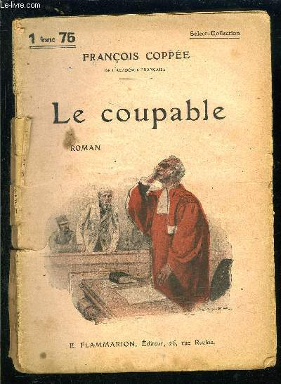 LE COUPABLE- SELECT COLLECTION