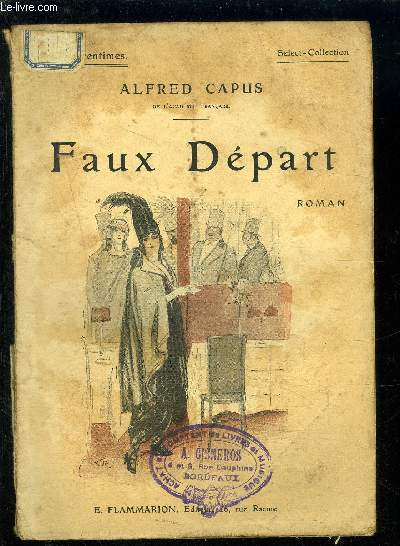 FAUX DEPART- SELECT COLLECTION N°16