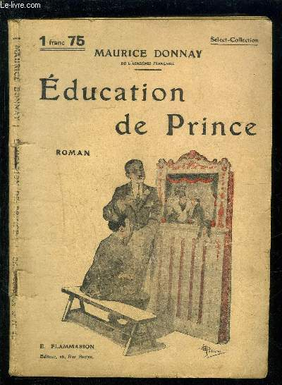 EDUCATION DE PRINCE- SELECT COLLECTION N°40