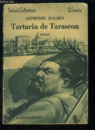 TARTARIN DE TARASCON- SELECT COLLECTION N°6