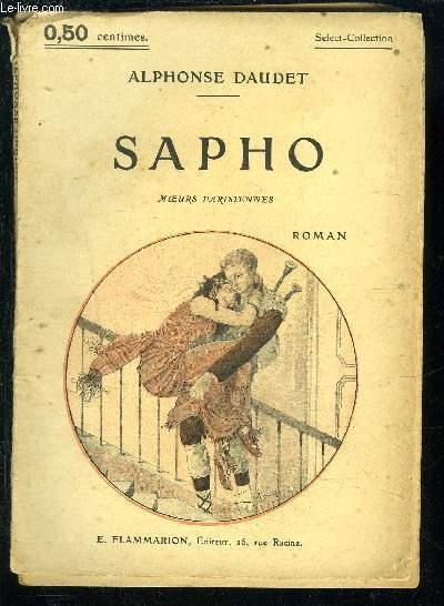 SAPHO- SELECT COLLECTION N°37