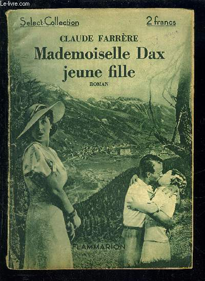 MADEMOISELLE DAX JEUNE FILLE- SELECT COLLECTION N°33