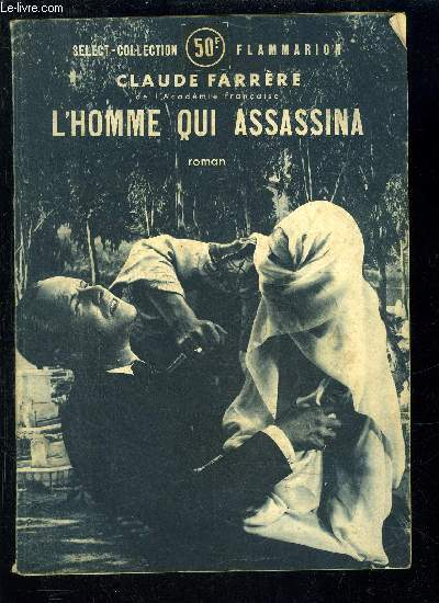 L HOMME QUI ASSASSINA- SELECT COLLECTION N°70