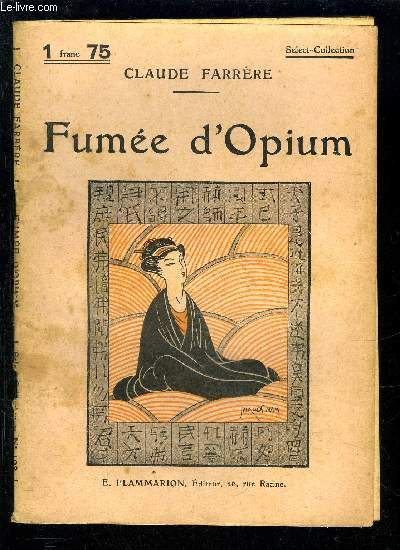 FUMEE D OPIUM- SELECT COLLECTION N°109