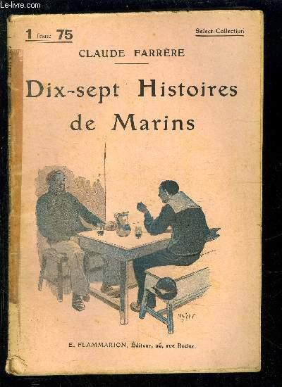 DIX SEPT HISTOIRES DE MARINS- SELECT COLLECTION N°61