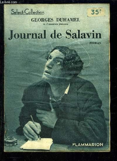 JOURNAL DE SALAVIN- SELECT COLLECTION N°122