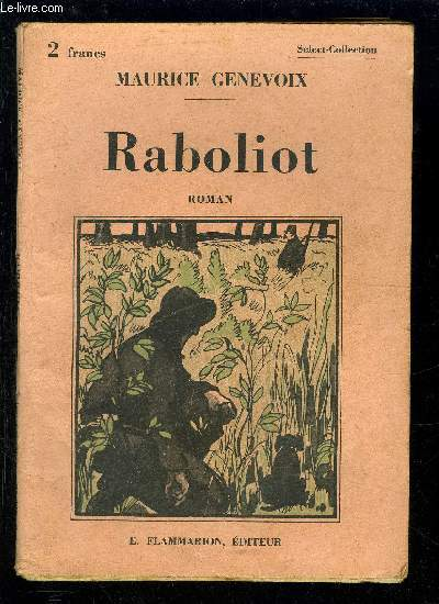 RABOLIOT- SELECT COLLECTION N°335