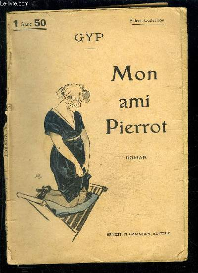 MON AMI PIERROT- SELECT COLLECTION N°240