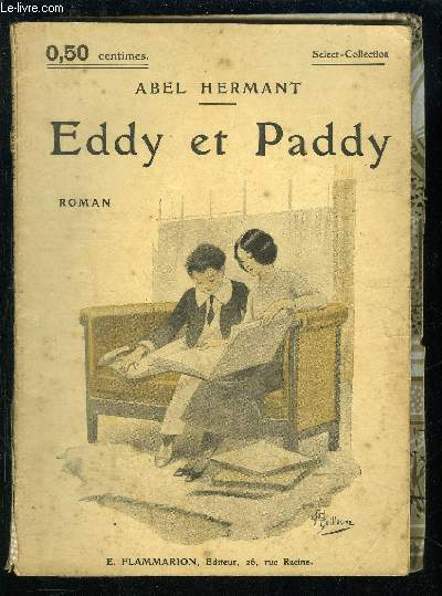 EDDY ET PADDY- SELECT COLLECTION N°19