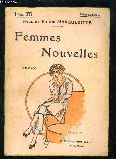 FEMMES NOUVELLES- SELECT COLLECTION N°50