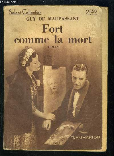 FORT COMME LA MORT- SELECT COLLECTION N°127