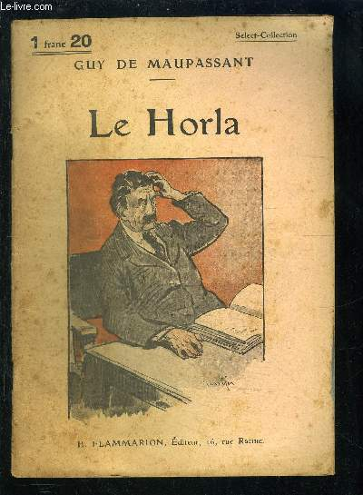 LE HORLA- SELECT COLLECTION N°141