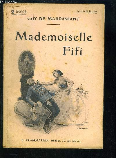 MADEMOISELLE FIFI- SELECT COLLECTION N°209