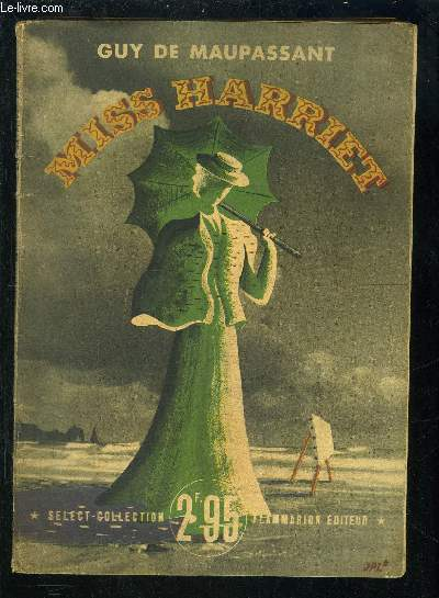 MISS HARRIET- SELECT COLLECTION N°180