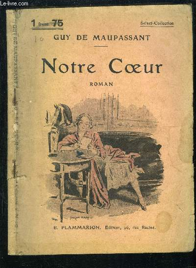 NOTRE COEUR- SELECT COLLECTION N°110