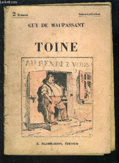 TOINE- SELECT COLLECTION N°300