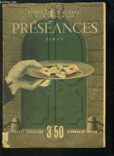 PRESEANCES- SELECT COLLECTION N°107