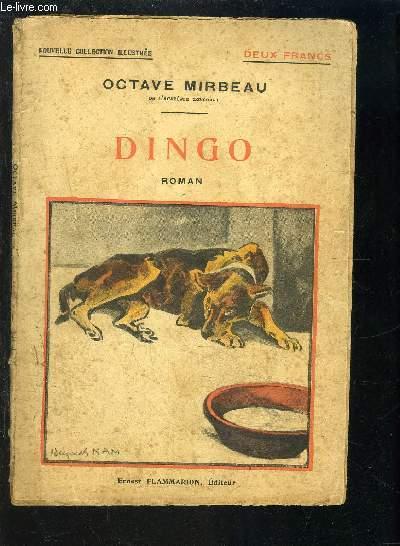 DINGO- NOUVELLE COLLECTION ILLUTREE N°4