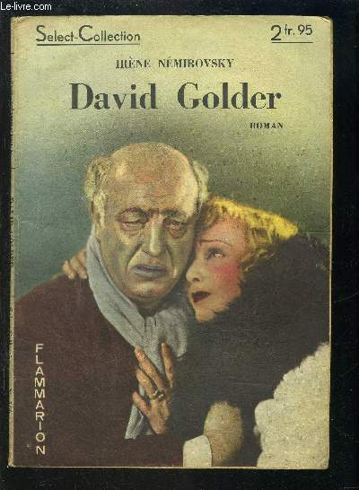 DAVID GOLDER- SELECT COLLECTION N°166