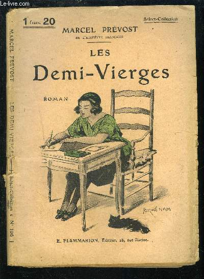 LES DEMI VIERGES- SELECT COLLECTION N°106