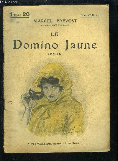 LE DOMINO JAUNE- SELECT COLLECTION N°111