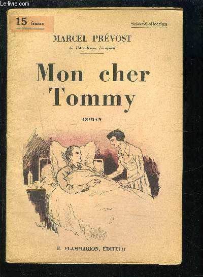 MON CHER TOMMY- SELECT COLLECTION N°336