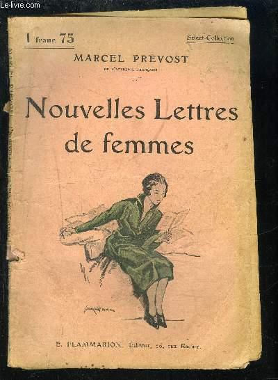NOUVELLES LETTRES DE FEMMES- SELECT COLLECTION N°135