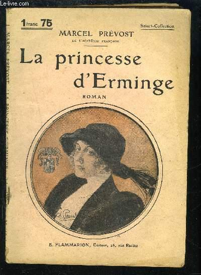 LA PRINCESSE D ERMINGE- SELECT COLLECTION N°118