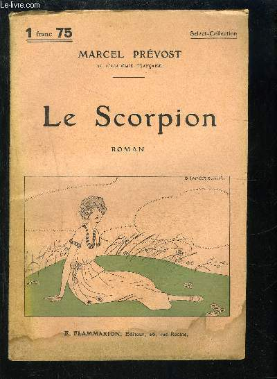 LE SCORPION- SELECT COLLECTION N°115