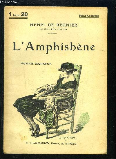 L AMPHISBENE- SELECT COLLECTION N°103