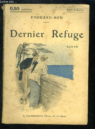 DERNIER REFUGE- SELECT COLLECTION N°11