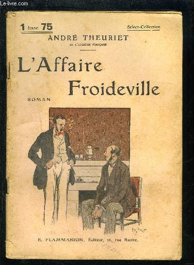 L AFFAIRE FROIDEVILLE- SELECT COLLECTION N°124