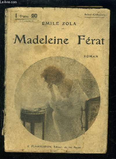 MADELEINE FERAT- SELECT COLLECTION N°13