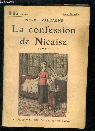 LA CONFESSION DE NICAISE- SELECT COLLECTION N°136