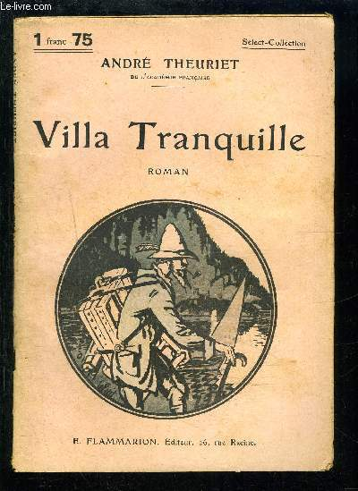 VILLA TRANQUILLE- SELECT COLLECTION N°280