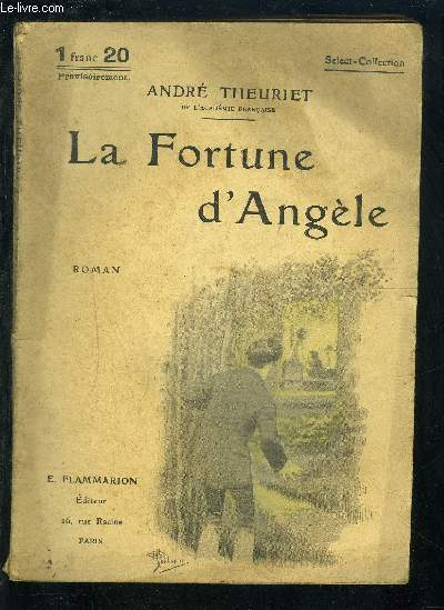 LA FORTUNE D ANGELE- SELECT COLLECTION N°53