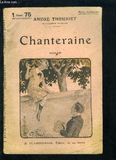 CHANTERAINE- SELECT COLLECTION N°246