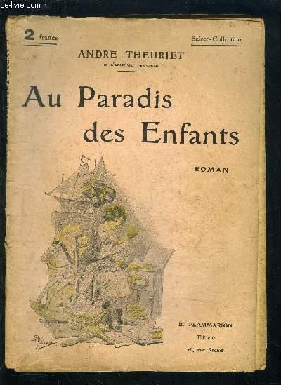 AU PARADIS DES ENFANTS- SELECT COLLECTION N°41
