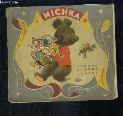 MICHKA- COLLECTION ALBUMS DU PERE CASTOR