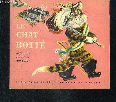 LE CHAT BOTTE- COLLECTION ALBUMS DU PERE CASTOR