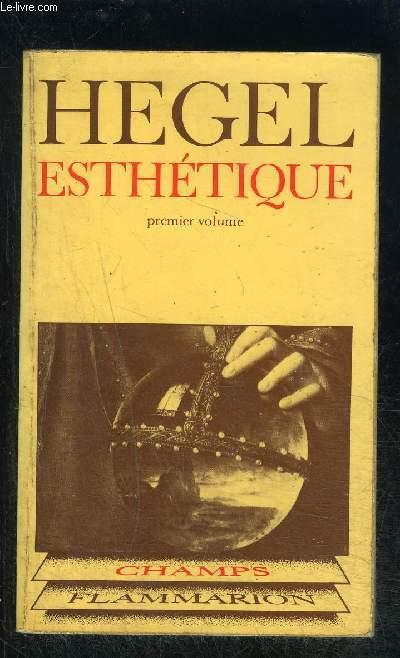 ESTHETIQUE- COLLECTION CHAMPS N°67