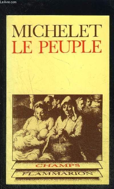 LE PEUPLE- COLLECTION CHAMPS N°79
