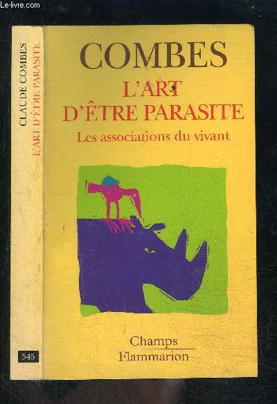 L ART D ETRE PARASITE- COLLECTION CHAMPS N°545