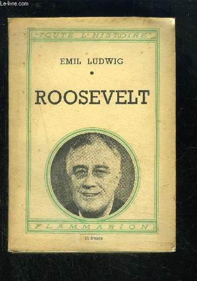 ROOSEVELT- TOUTE L HISTOIRE N°13