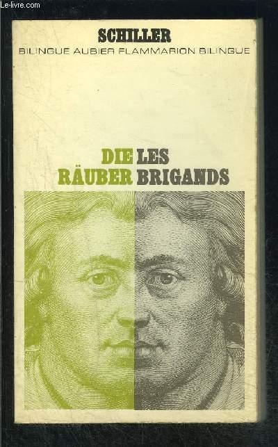 LES BRIGANDS- COLLECTION BILINGUE AUBIER N°17