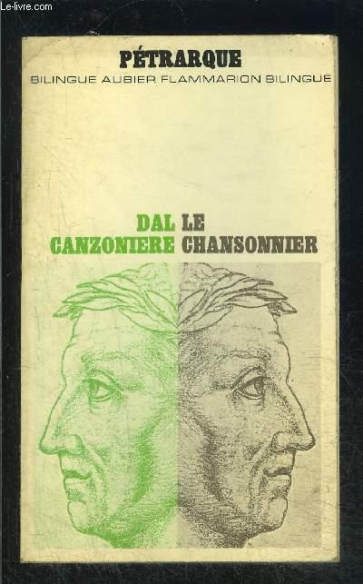 LE CHANSONNIER- COLLECTION BILINGUE AUBIER N°18