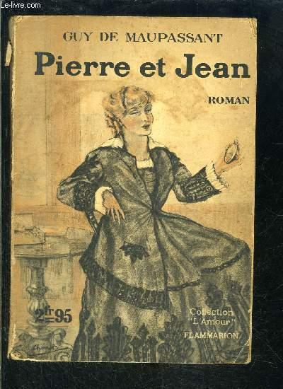 PIERRE ET JEAN- COLLECTION L AMOUR N°8